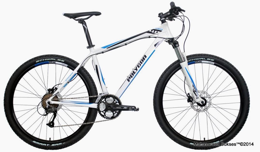 Sepeda Gunung Polygon Xtrada 27.5 4.0