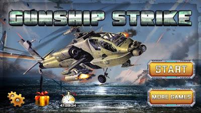 لعبة Gunship Strike 3D مهكرة للاندرويد