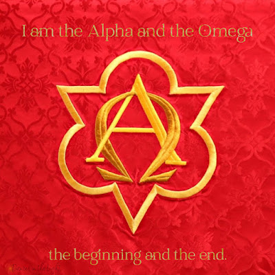 I am the Alpha and the Omega