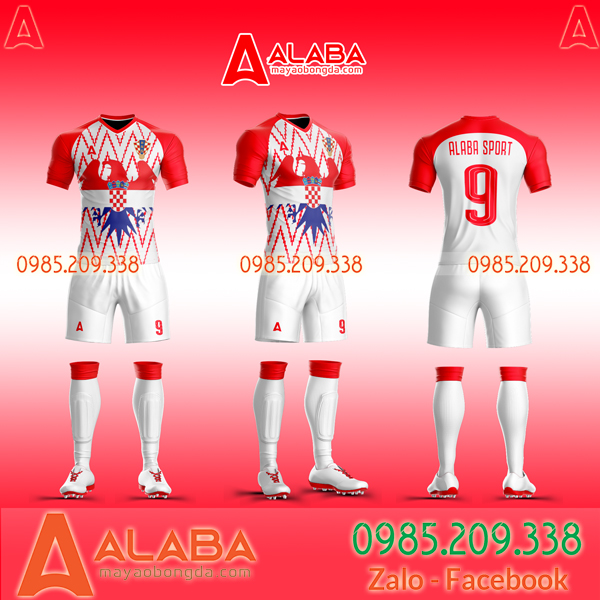 Áo đội tuyển Croatia 2019 2020