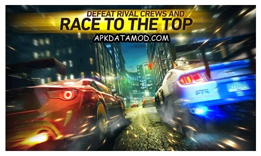Nitro Oxide Battle Need for Speed No Limits