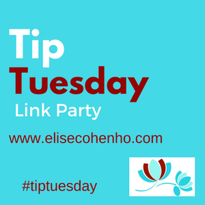 Tuesday Tip Linky Party