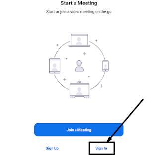 Cara Menggunakan Zoom Meeting
