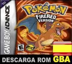Pokemon Rojo Fuego Español Rom Gba Zip Gba Roms En Español