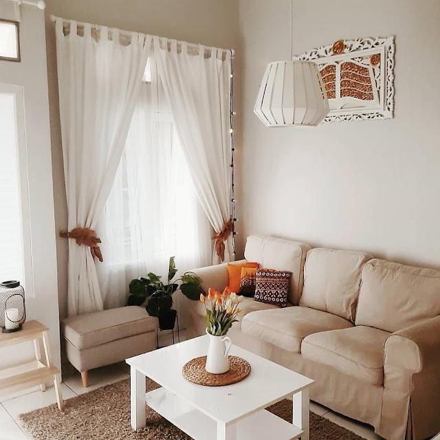 Model Sofa Minimalis tapi Mewah Modern Terbaru