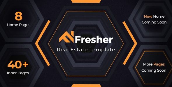 Best Responsive Real Estate Business Template