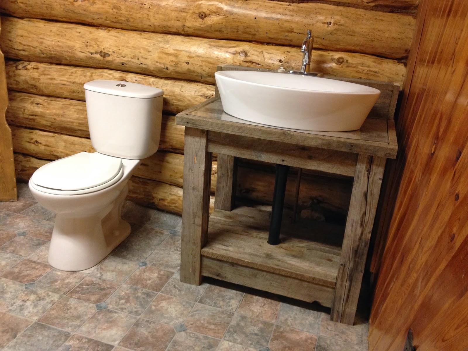 Log Cabin Bathroom Decor Macgirlver November 2013
