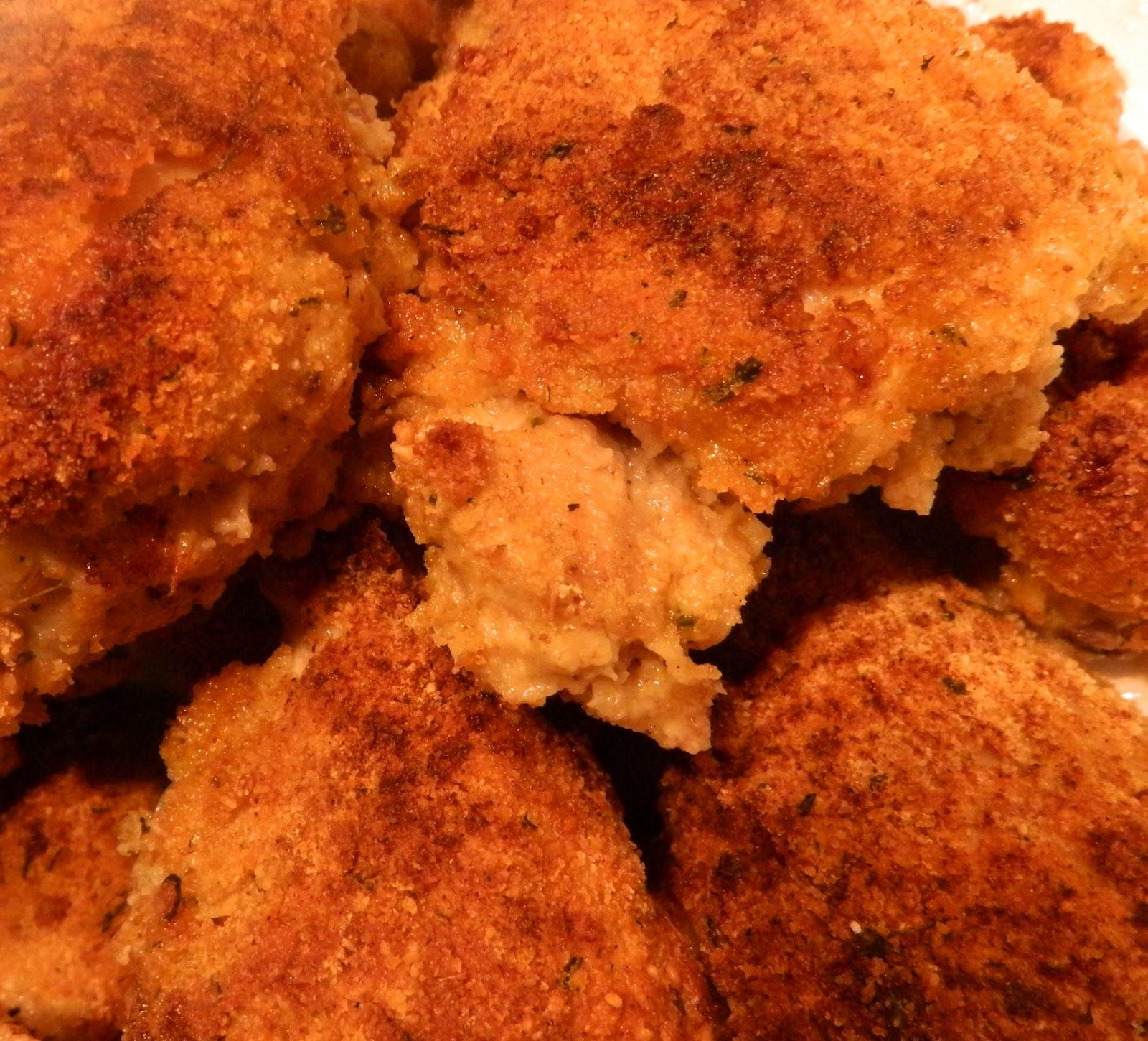 Murph's Kitchen: Super Crispy Oven Fried Chicken