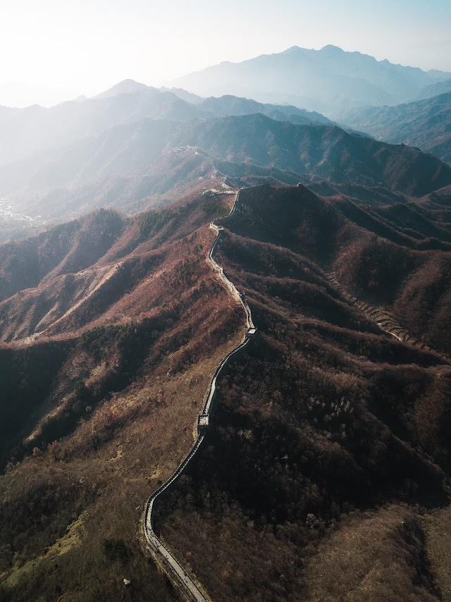Travel | The Longest Wall of the World - The Great Wall, China