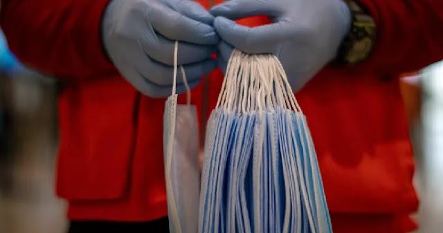 Il governo spagnolo restituisce migliaia di maschere difettose prodotte dalla Cina