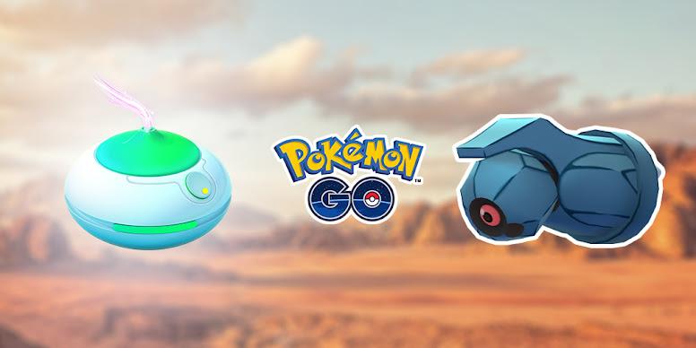 Pokémon GO Dia de Incenso Beldum