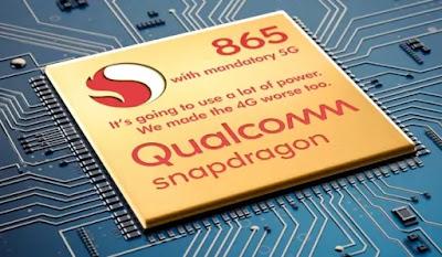 Performa Snapdragon 865 5G Lebih Kencang Dari A13 Bionic Milik Apple