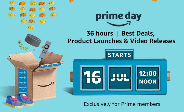 Amazon Prime Day Wishes Awesome Picture