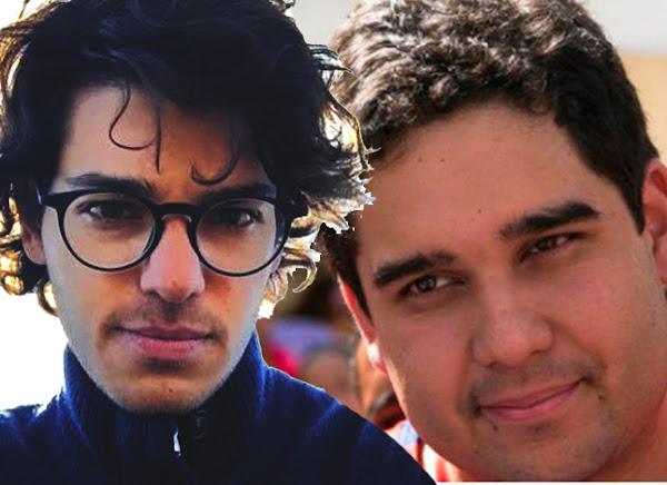 Hijo de Ramos Allup barre el piso con el hijo de Maduro