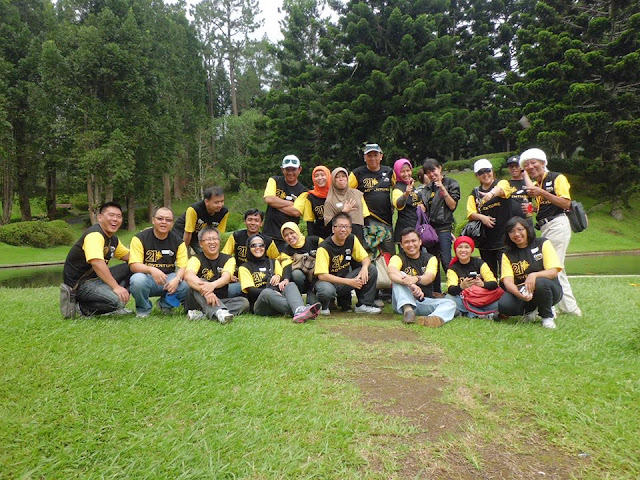 Paket One Day Activity Outbound Bandung - Gathering - Outing - Outbound Lembang - Outbound Bandung