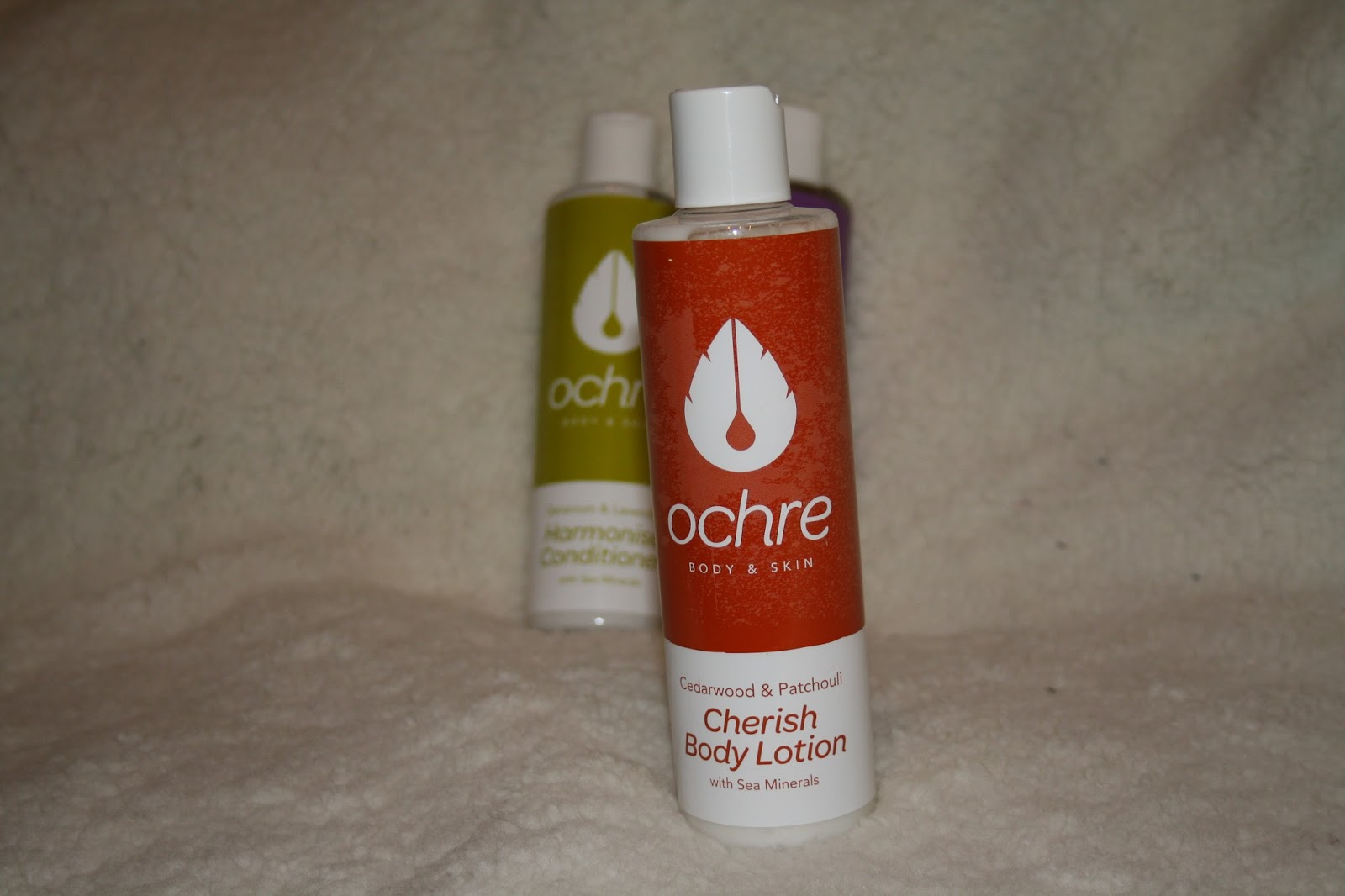 Ochre Cherish Body Lotion