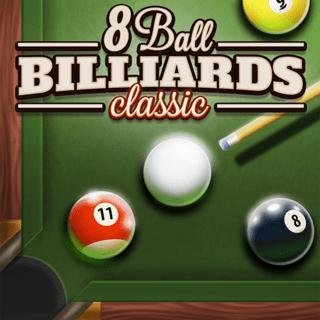 8ball Billiards classic