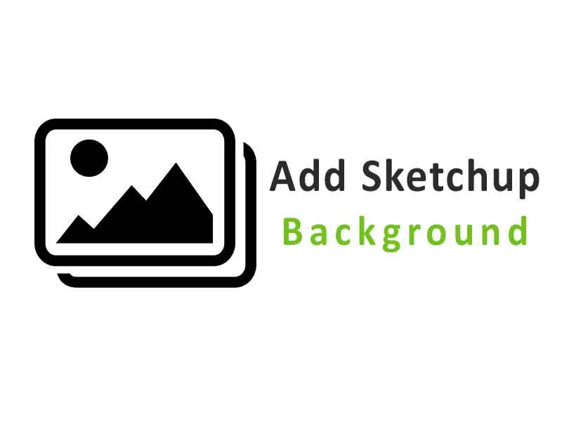 cara Menambahkan Background langit di Sketchup