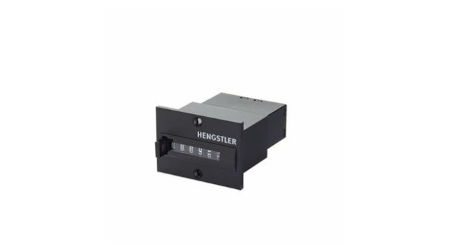 Hengstler Totalizing Counter Type 864-868