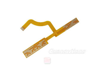 3 X Electric Brush Flex Cable For Tamron 17-50 Canon Connector Generation I