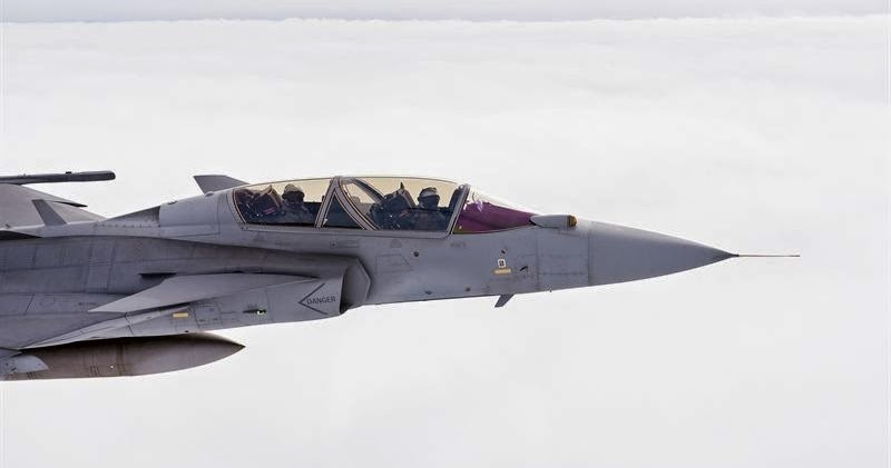 BEST FIGHTER FOR CANADA: Fighter Jet Fight Club: Gripen NG
