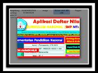 Download Format Aplikasi Hitung Usia Siswa Terbaru Otomatis