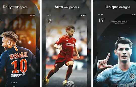 Football Wallpapers 4K – Auto Wallpaper Full Screen