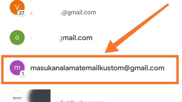 Cara registrasi Gmail