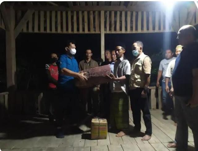 Jajaran Polda Lampung Silahturahmi Ke Ormas di Lampung Tengah