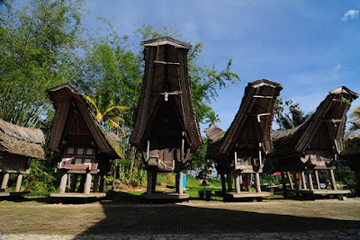Upacara Rambu Solo di Kete' Kesu Tana Toraja