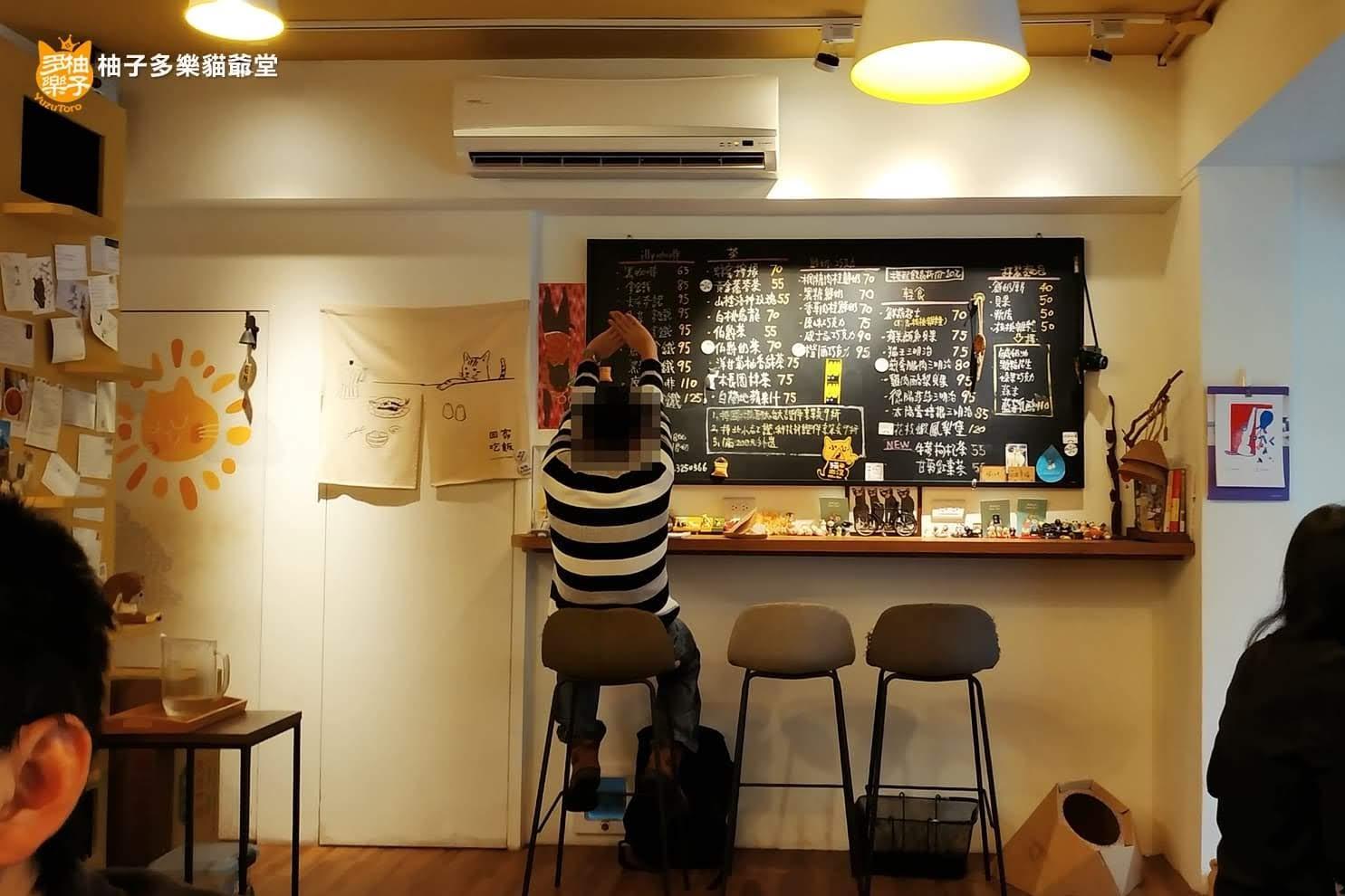 曬貓咖啡:3隻店貓加上illy咖啡的輕食好店   臺北寵物友善餐廳 貓咪咖啡店 捷運科技大樓站