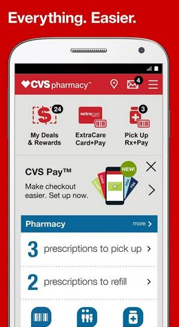 CVS Quarterly ExtraBucks Rewards