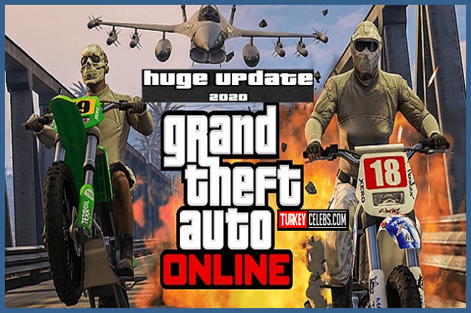 Gta online will get a huge update soon 2020