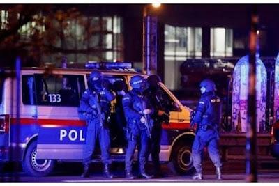 """تنظيم """"داعش"""" ، هجوم فيينا، أبو دغنة الألباني، الشرطة النمساوية، وزير داخلية النمسا، حربوشة نيوز"""