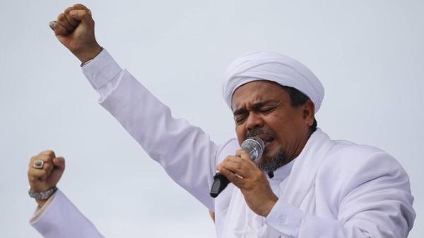 Besok Pagi, Habib Rizieq Akan Umumkan Tanggal Kepulangan ke Indonesia