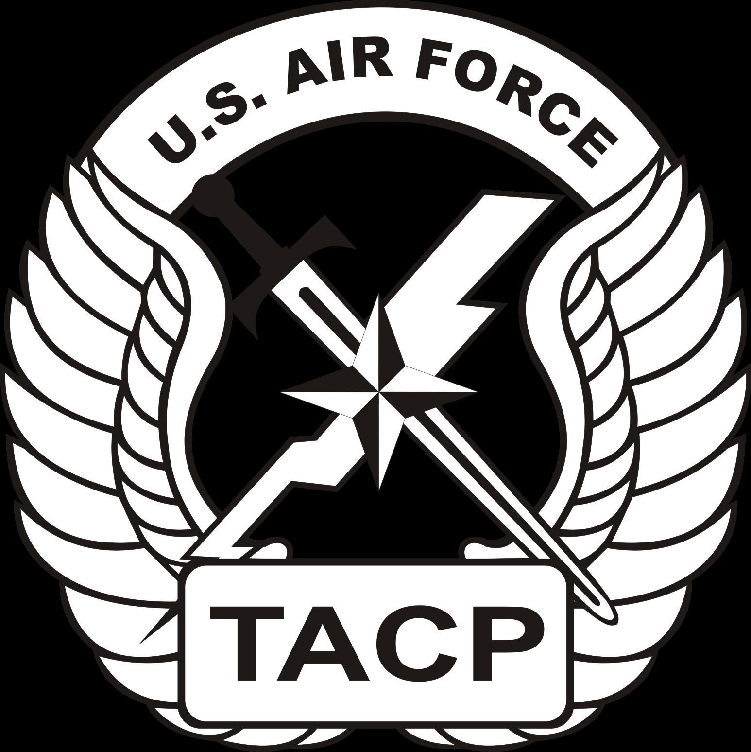 Logo Navy Seal Dan Us Air Force
