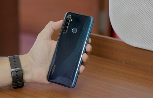 HP Android Realme 5 Pro