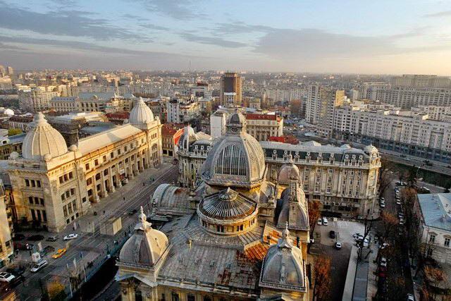 Οι 50 αποχρώσεις της… Ρουμανίας