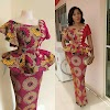 See This Unique Ankara Dresses 2019 For African Queen