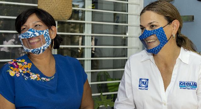 Fomenta Cecilia Patrón el empleo y mano de obra inclusiva