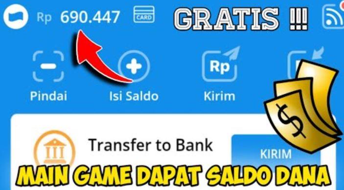 game yang menghasilkan uang dana