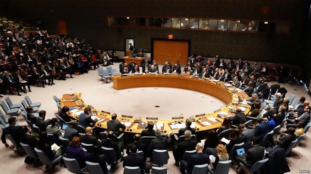 EE.UU y Rusia presionan para sectores en pugna en Venezuela en consejo de seguridad en ONU.