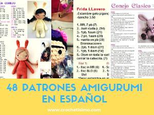 48 Patrones de Amigurumi en español