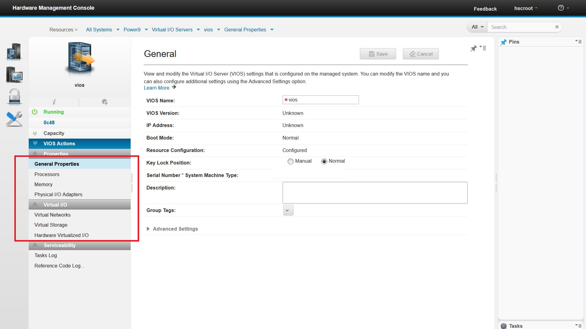 ibm powervm cpu memory storage and network management