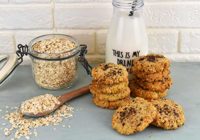 galletas sin azúcar y sin harina aptas para diabeticos