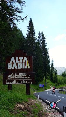 Biken in Alta Badia