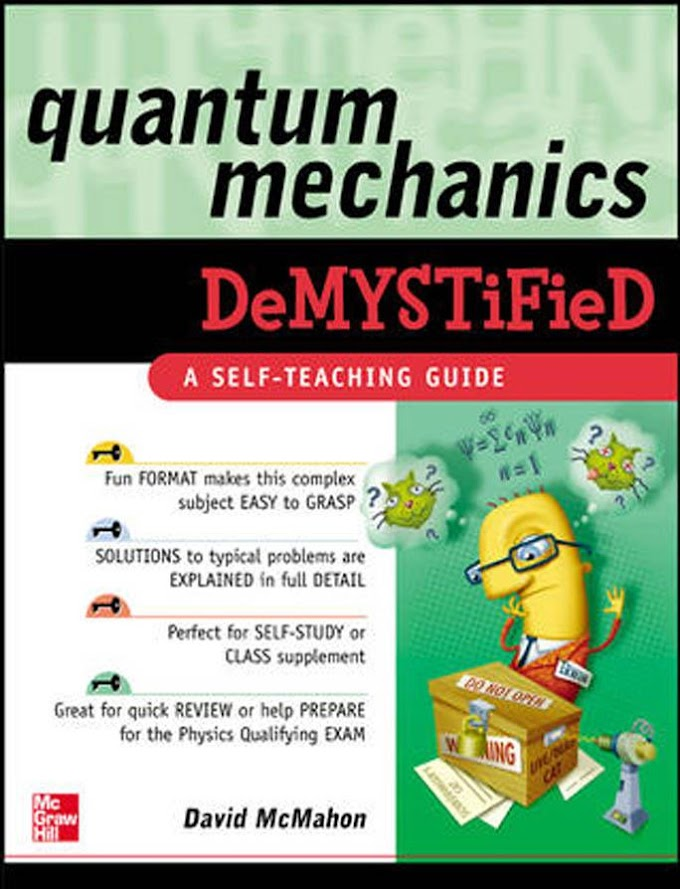 Quantum Mechanics Demystified. McGraw-Hill