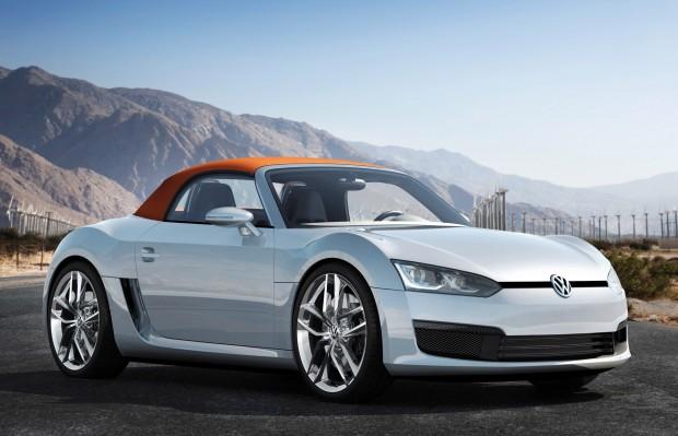 VW Bluesport