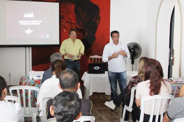 Prefeitura e Sebrae iniciam implantação do Cidade Empreendedora em Correntina
