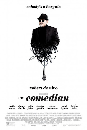 The Comedian (DVDRip Ingles Subtitulada) (2016)